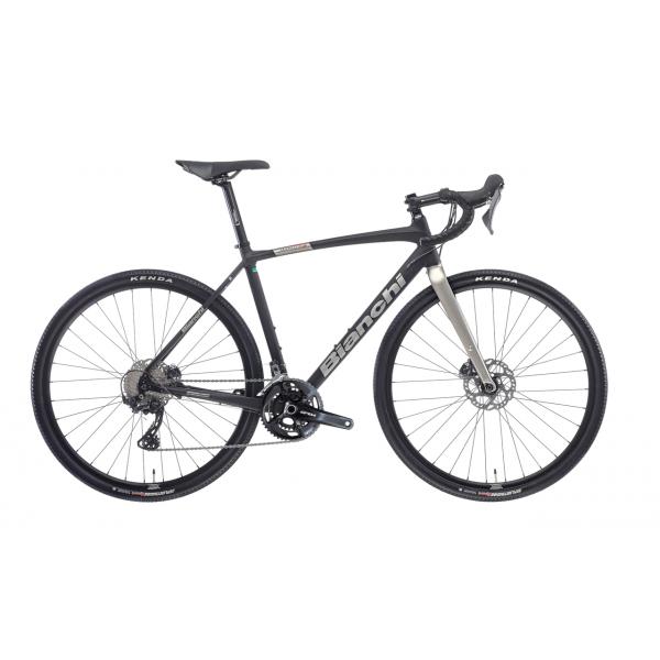 2021 Bianchi Impulso Allroad-Grx 810-Black/Titanium Matte