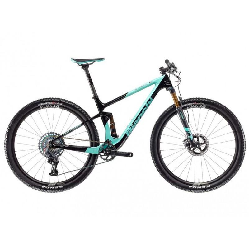 Bianchi Methanol CV FS 9.1 Mountain Bike 2021