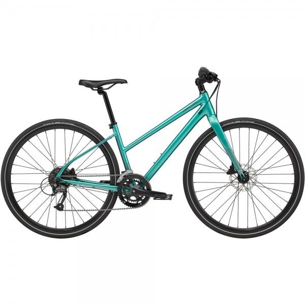 Cannondale Quick 3 Remixte Womens Disc Hybrid Bike 2021