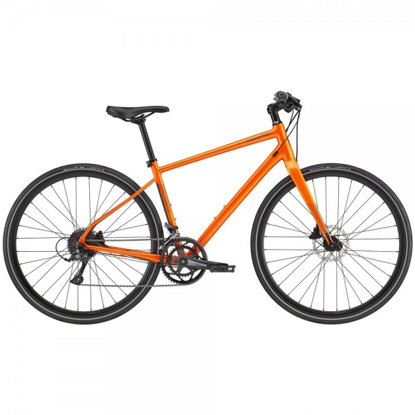 Cannondale Quick Disc 2 Hybrid Bike 2021