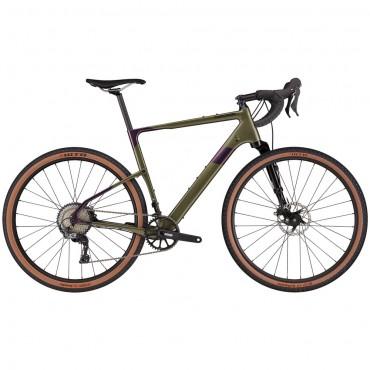 Cannondale Topstone Carbon Lefty 3 Disc Gravel Road Bike 2021