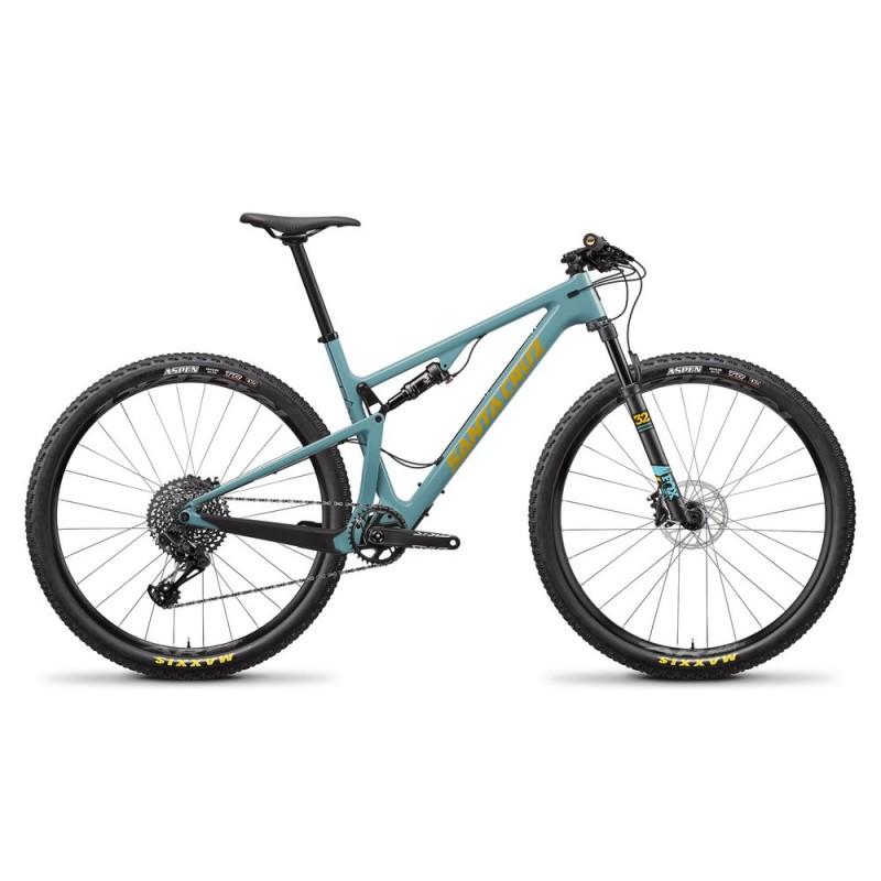 "Santa Cruz Blur Carbon C S 29"" Mountain Bike 2021"