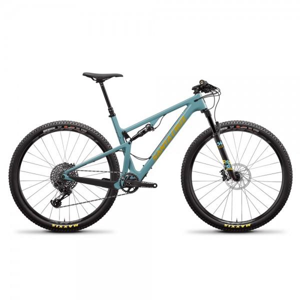 "Santa Cruz Blur Carbon C S TR 29"" Mountain Bike 2021"