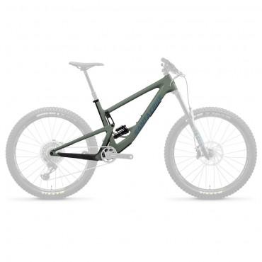 Santa Cruz Bronson Carbon Cc Mountain Bike Frame 2021