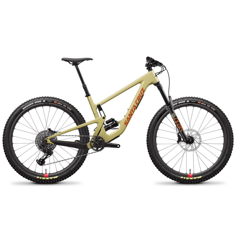 "Santa Cruz Hightower Carbon C S Reserve 29"" Mountain Bike 2020"