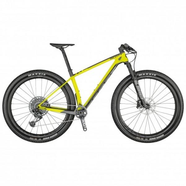 Scott Scale RC 900 World Cup Hardtail Mountain Bike 2021