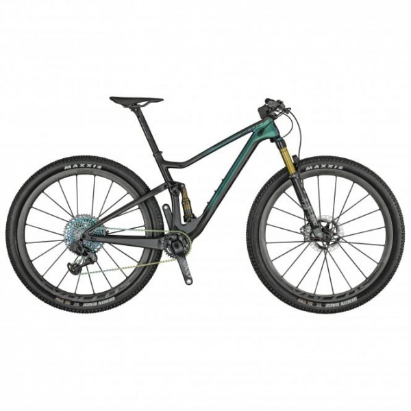Scott Spark RC 900 SL AXS Full Suspension Mountain Bike 2021