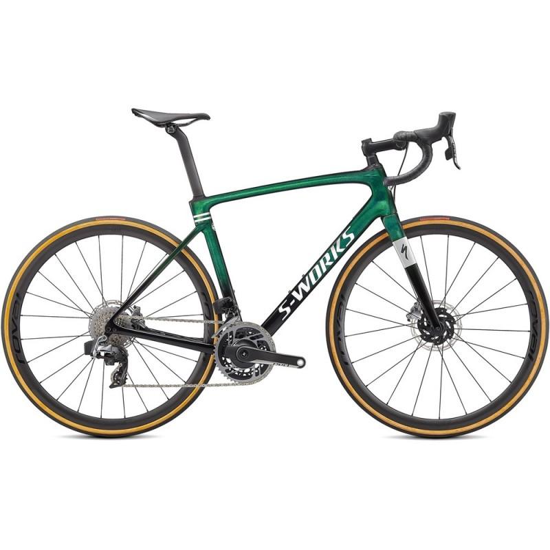 Specialized S-Works Roubaix Red Etap Disc Road Bike 2021