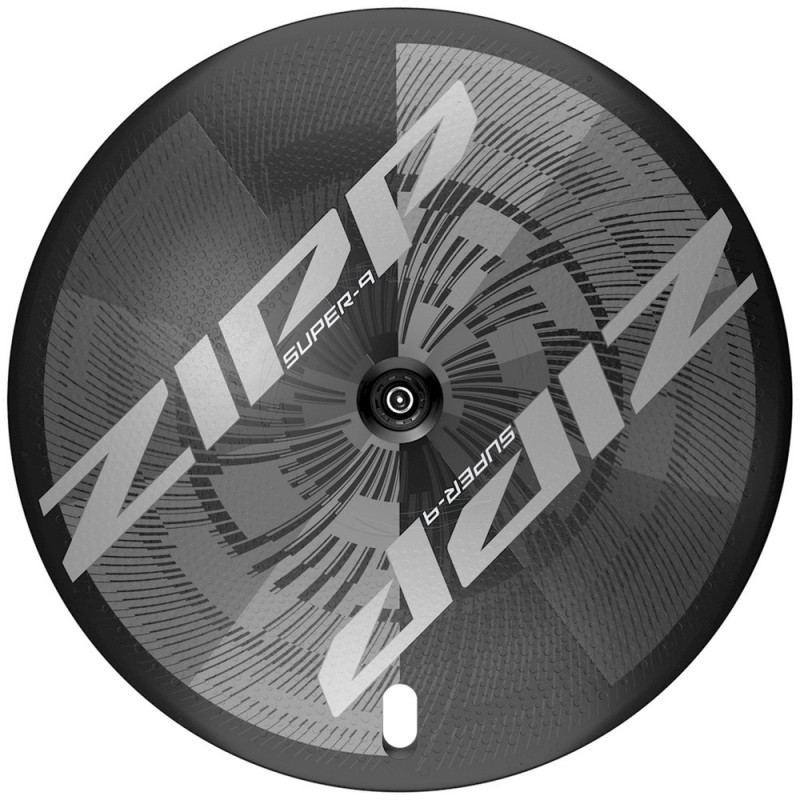 ZIPP SUPER-9 CARBON DISC BRAKE TUBELESS DISC REAR WHEEL