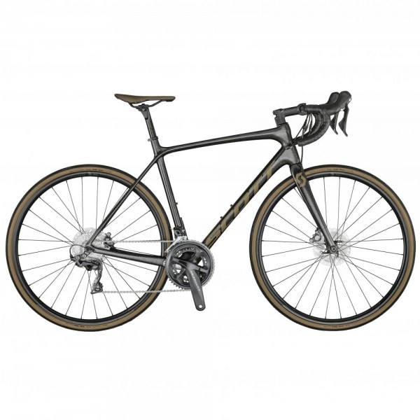 Scott Addict 10 Disc Road Bike-Carbon Onyx Black 2021