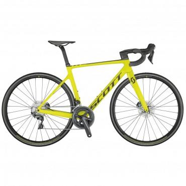 Scott Addict Rc 30 Road Bike-Yellow 2021